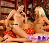Sandra Shine & Dorina Eating Pussy 16