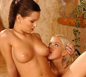 Lesbian Action with Eve Angel & Lotty 15