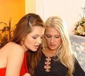 Sandra Shine & Bambi Eating Each Other Out 3