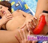 Mya Diamond & Jennifer Eating Pussy 20