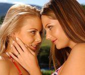 Horny Lesbians Mia Stone and Sandra Shine 5