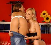 Lesbian Sex with Jo & Lara Craft 8