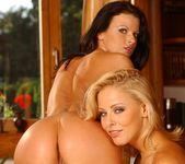 Lesbian Sex with Mia Stone & Juditta 6