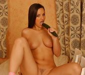 Eve Angel Toying - Pix and Video 13