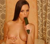 Eve Angel Toying - Pix and Video 14