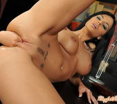 Black Angelika Playing with her pussy - Playful Hands 19