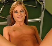 Laura King Playing with herself - Playful Hands 11