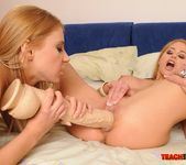 Nikky Thorne & Cathy Heaven Fisting Lesbians 16