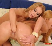Nikky Thorne & Cathy Heaven Fisting Lesbians 21