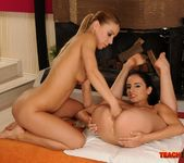 Kerry & Nikky Thorne Fisting Girls - Teach Me Fisting 10