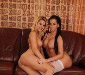 Cindy Hope & Larissa Dee - Lesbian Fisting 7