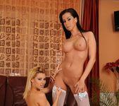 Cindy Hope & Larissa Dee - Lesbian Fisting 8