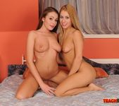 Nastie & Destiny Fisting Lesbians - Teach Me Fisting 6