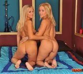 Barbie White & Salome - Lesbian Fisting - Teach Me Fisting 9