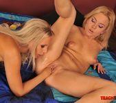 Barbie White & Salome - Lesbian Fisting - Teach Me Fisting 12