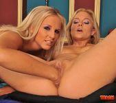 Barbie White & Salome - Lesbian Fisting - Teach Me Fisting 15