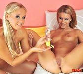 Berinice & Barbie White Girl on Girl Fisting 7