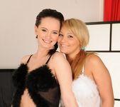 Sheala Brill & Lana S Girl on Girl Fisting 2