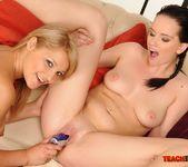 Sheala Brill & Lana S Girl on Girl Fisting 13