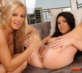 Tiffany Doll & Barbie White Girl on Girl Fisting 11