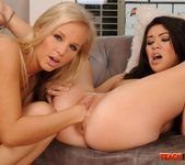Tiffany Doll & Barbie White Girl on Girl Fisting 12