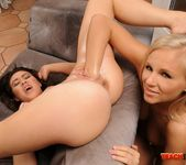 Tiffany Doll & Barbie White Girl on Girl Fisting 19