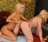 Nikky Thorne & Ionella Dantes Girl on Girl Fisting 6