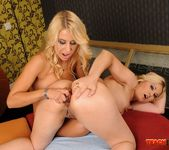 Nikky Thorne & Ionella Dantes Girl on Girl Fisting 13