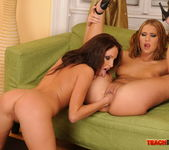 Kissy & Linda Ray Fisting Girls - Teach Me Fisting 11