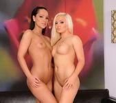 Sabrina Sweet & Jenna Lovely Fisting Girls 6