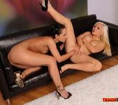 Sabrina Sweet & Jenna Lovely Fisting Girls 16