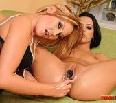Shalina Divine & Tissy Teyra Fisting Girls 20