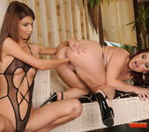 Olga Cabaeva & Betty Stylle Fisting Girls - Teach Me Fisting 10