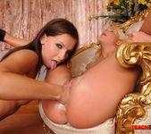 Kissy & Bianka Fisting Lesbians - Teach Me Fisting 13