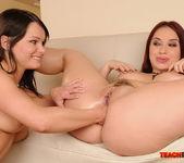 Wibeke & Olga Cabaeva - Lesbian Fisting - Teach Me Fisting 14