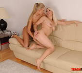 Cherry Ann & Judy Fisting Each Other - Teach Me Fisting 17