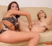 Katalin & Kissy Fisting Each Other - Teach Me Fisting 16