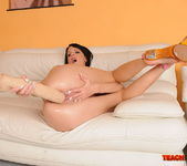 Kissy & Liz Girl on Girl Fisting - Teach Me Fisting 5