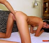 Mony & Izabella De Cruz Fisting Lesbians - Teach Me Fisting 16
