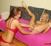 Kissy & Ginna Brigitta Fisting Girls - Teach Me Fisting 9