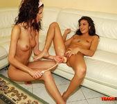 Leanna Sweet & Selena Fisting Girls - Teach Me Fisting 18