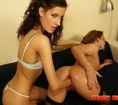Leanna Sweet & Pamela Ann - Lesbian Fisting 19