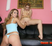 Petra M. & Skyler Fisting Each Other - Teach Me Fisting 13