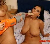 Leanna Sweet & Jasmyne Fisting Girls - Teach Me Fisting 5