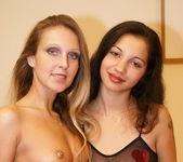 Sabreena & Petra M. - Lesbian Fisting - Teach Me Fisting 9