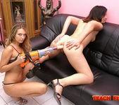 Andie & Petra M Fisting Lesbians - Teach Me Fisting 11