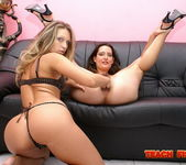 Andie & Petra M Fisting Lesbians - Teach Me Fisting 13