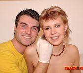 Linda Fire & Petra M. - Lesbian Fisting - Teach Me Fisting 8