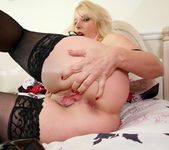 Lucy - Big Tit Striptease - Anilos 15