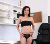 Tyna Black - The Sexy Office Lady 3